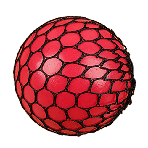 0b5c2058f Generic Mesh Ball Stress Squeeze Grape Toy Anxiety Relief Stress Ball