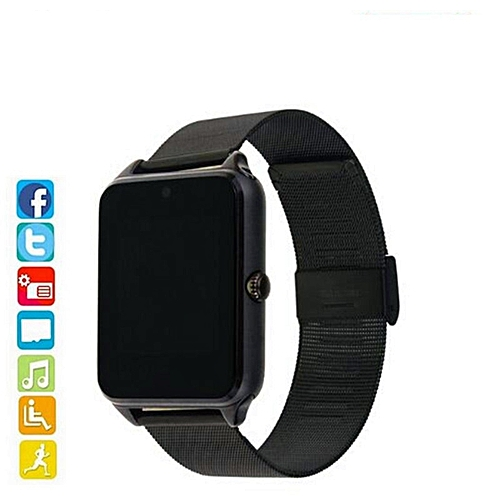 2019 Smart Watch New Version Stainless Steel GT08 Men Women Bluetooth Wrist Smartwatch Support SIM/TF Card Wristwatch For Apple Android Phone