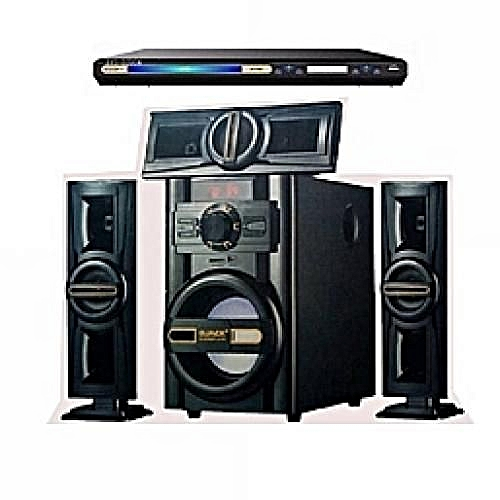 3.1 Djack 503 Bluetooth Home Theater System With DVD Player