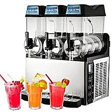 Frozen Drink Slush Machine Margarita Slush Frozen Drink Machine Frozen Drink Maker For Commercial And Home Use(Triple Bowls) for sale  Nigeria