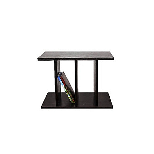 Side Stool With Magazine Rack - (DELIVERY WITHIN LAGOS ONLY)
