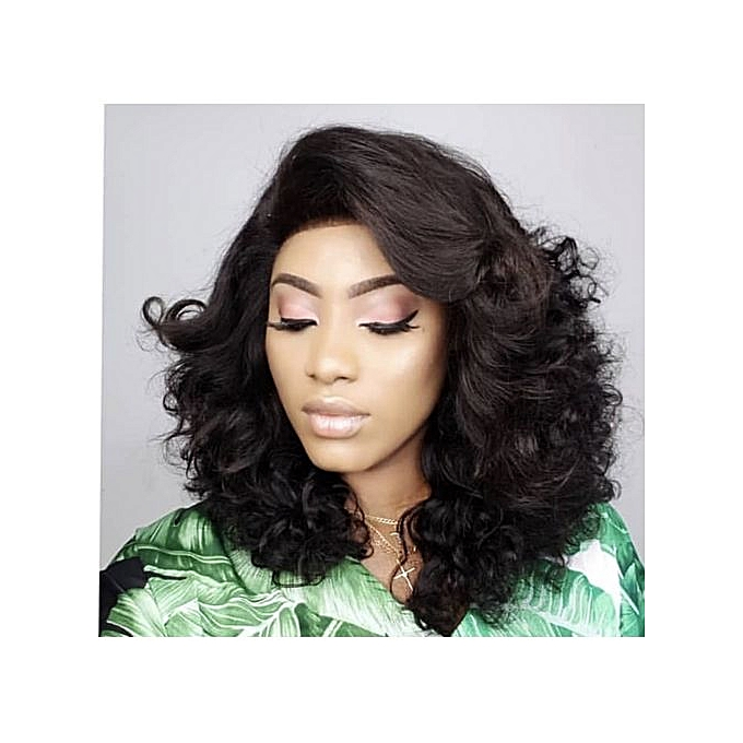 Fashion 12 Inch Spring Curls Human Hair 6 Bundles Col