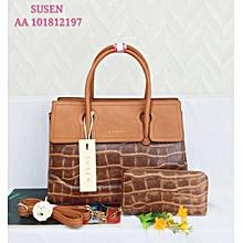 9128d90e5 Woman Bag 2019 Dubai New Design - 2197