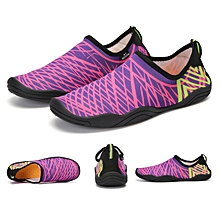 9ad4ca4621e Big Size Outdoor Leisure Net Breathable Upstream Shoes Swimming Shoes-Pink