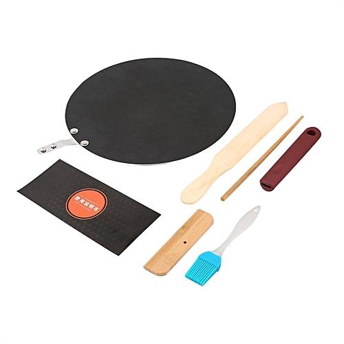 Non-stick Frying Pan Pizza Steak Crepes Pancake Po