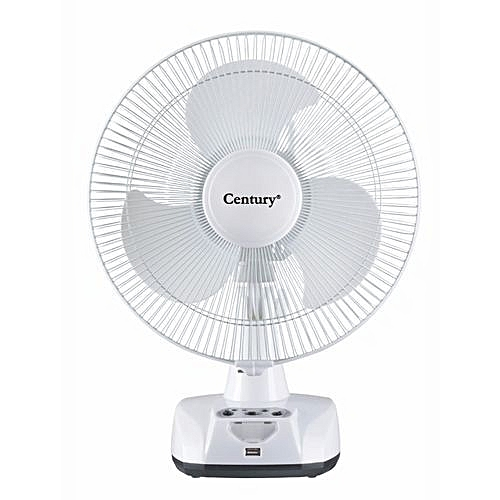 12'' Rechargeable Table Fan FRCT-30-A
