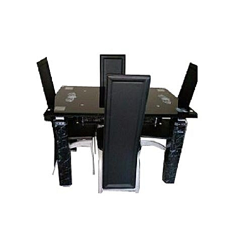 Dinning Table With 4 Chairs (Lagos Delivery Only)