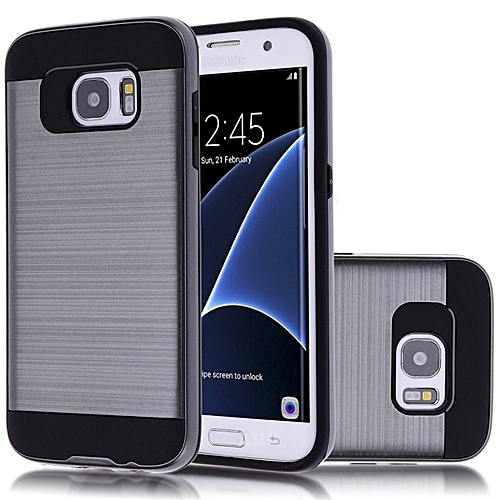 buy generic samsung galaxy s7 edge case brushed cover case for