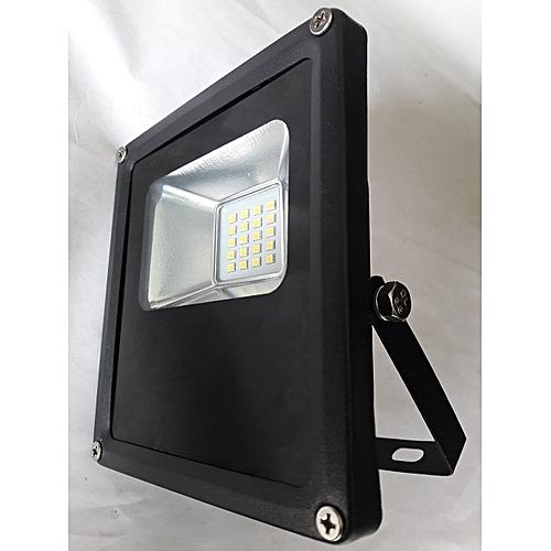 10W LED Security Flood Light - White