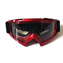16a54dd46411 Clear Skiing Windproof Anti-UV Goggles Climbing CS Dust-proof Glasses Lens