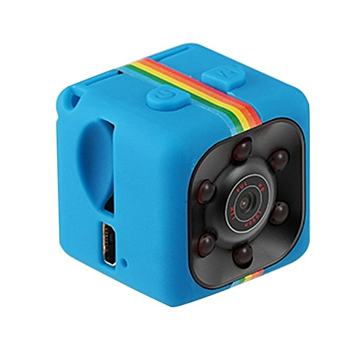 SQ11 Ultra HD Mini 1080P/60fps 12MP 4K Action WiFi Sport Camera For Gopro Blue