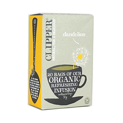 Organic Dandelion Tea 20 Bags