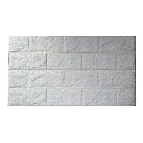 Waterproof Foam 3D Brick Wall Stickers Home Decor DIY Self Adhesive Wallpaper