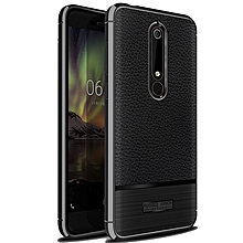 Nokia 6.1 Case Rugged Shockproof Soft TPU Protective Cover Case For Nokia 6.1