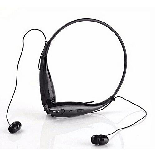 Portable Neckband Sport Stereo Wireless Bluetooth Headphones