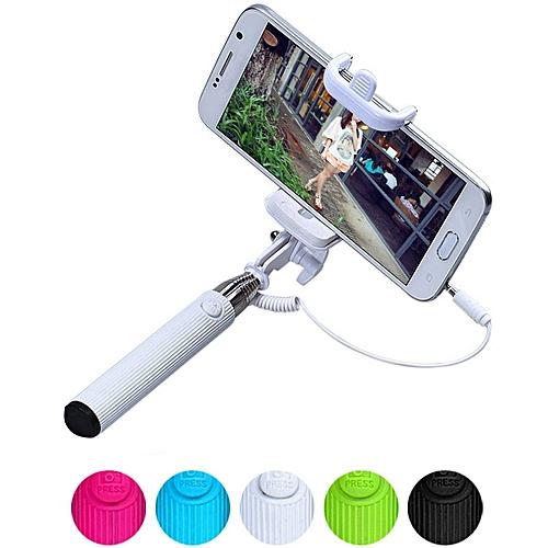 Handheld Extendable Self-Pole Tripod Monopod Stick For Smartphone