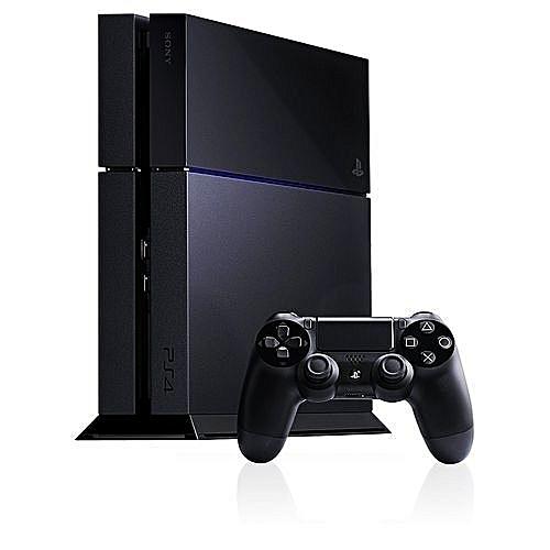 PS4 Console 500GB Back Graded
