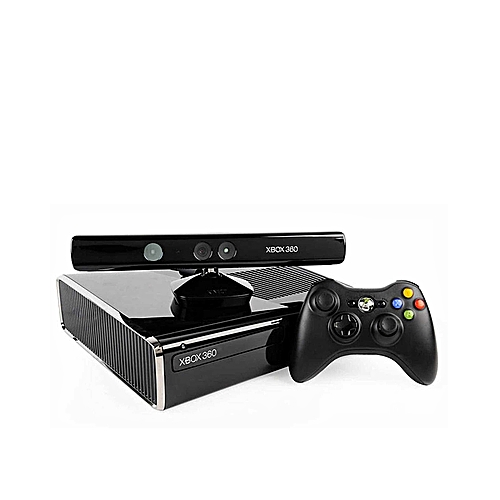 Xbox 360 - 500GB With Kinect & Extra Controller