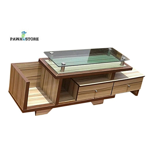 PAWA FURNITURE NEW DESIGN TV STAND (Delivery To Lagos Customers Only)