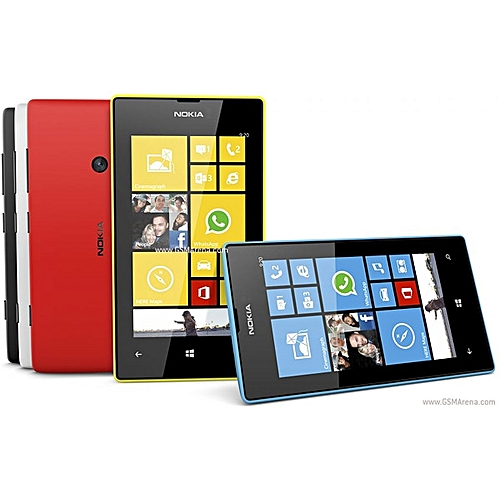 Refurbished Smartphone Nokia Lumia 520 Dual Core 3G WIFI GPS 5MP 8GB Storage Microsoft