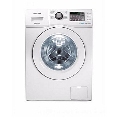 6kg Front Loading Washing Machine-Ecobubble WW60J3283 - Silver