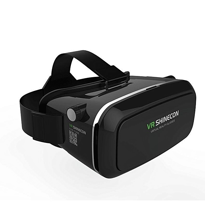 fe2e502c1764 New Generation Vr Shinecon Virtual Reality Headset 3d Vr Glasses For 4~6  Inch Smartphones