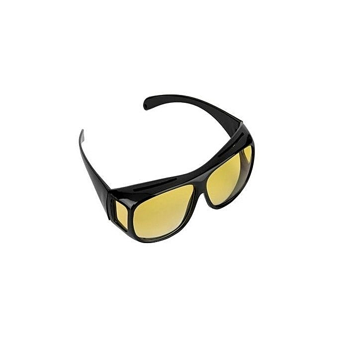hd vision night driving anti glare drive safety glasses