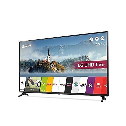 50'' UHD 4K SMART SATELLITE TV+Magic Remote-50UK6300PVB