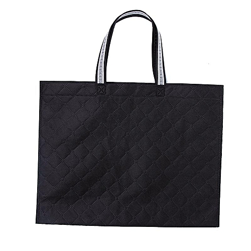 Reusable Foldable Large Capacity Eco-Friendly Supermarket Shopping Top-Handle Bags