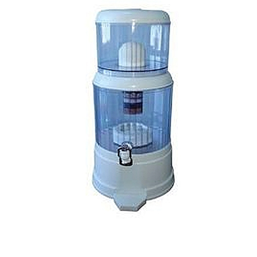 Water Purifier Filter And Dispenser - (20 Litres)