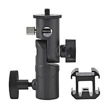 Bracket For Light Support, Swivel Bracket For Type 3 Slide E Bracket For Umbrella Holder For Speedlite Flash Adapter For Photo, used for sale  Nigeria