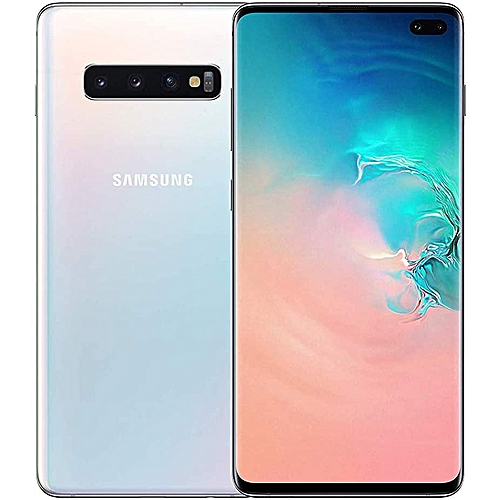 Galaxy S10 Plus (S10+) 6 4-Inch AMOLED (8GB,128GB ROM) Android 9 0 Pie,  12MP + 12MP + 16MP Dual SIM 4G Smartphone