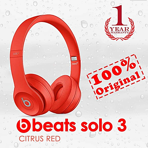 Beats by Dr. Dre Beats Solo3 Wireless On-Ear Headphones Matte Gold