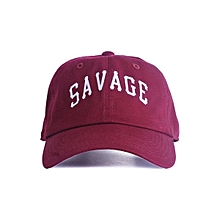 Savage Baseball Cap - Wine 2d2758cc0021