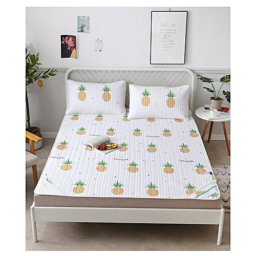 Air Conditioning Soft Cool Bed Mat QCBL Three Pieces Sets