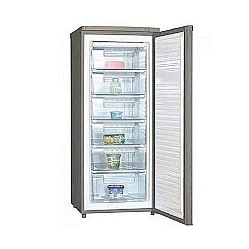 Upright Freezer With Six Steps