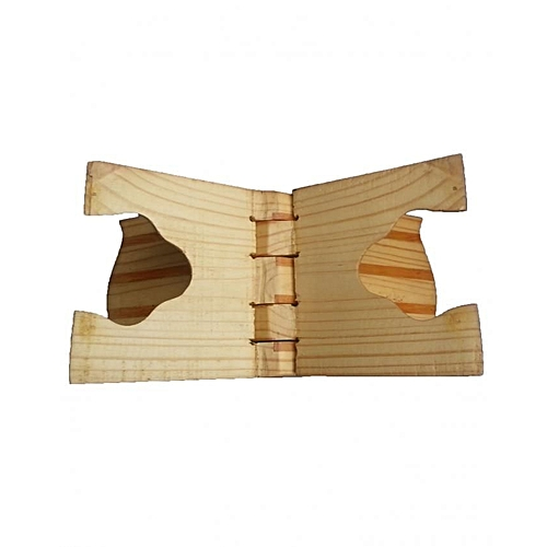 Foldable Wooden Holy Book Reader/Holder (Quran, Bible, Etc)