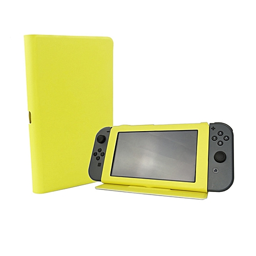 Magnetic PU Leather Flip Protective Case Cover Stand Holder For Nintendo Switch