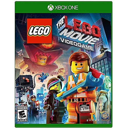 Xbox One The LEGO Movie Videogame