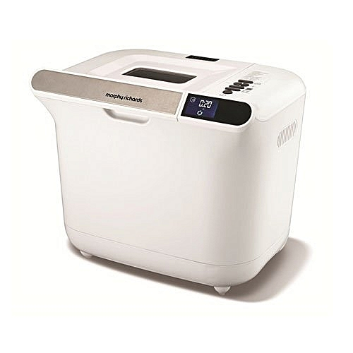 Compact Fast-Bake Bread Maker