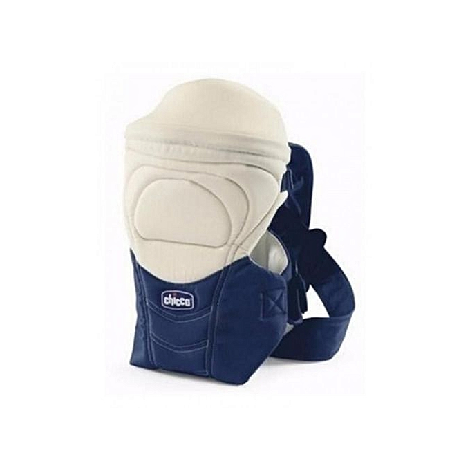 98f3a3b5e38 Chicco Baby Carrier - Blue And Cream