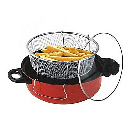 DF - Manual Deep Fryer- Non-stick