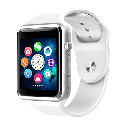 Hot Sell Latest Styles A1 Bluetooth Smart Watch - White
