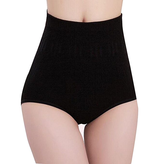 dc39c57850 Fovibery Sexy Womens High Waist Tummy Control Body Shaper Briefs Slimming  Pants