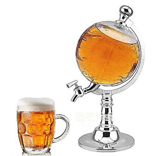 Globe Shaped Beverage Dispenser