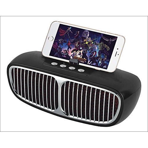 Bluetooth Speaker With USB&TF Card Music, FM Radio