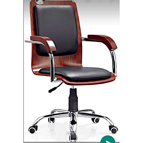 Executive Office Wooden Chair