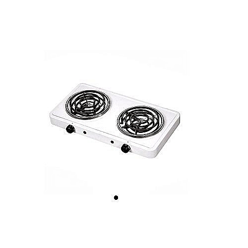 Electric Cooker Hot Plate-Double Ring Face