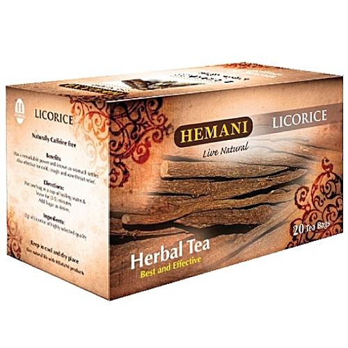 Organic Licorice Root Powder- 20bags