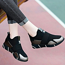 0f488cec929 Sneakers Female Korean New Spring 2018
